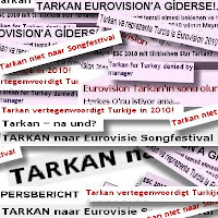 Headlines over rumours about Tarkan entering the Eurovision Song Contest