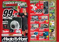 Media Markt flyer with new Tarkan SD card promotion