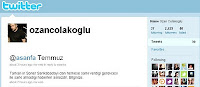 Screencap of Ozan Colakoglu's tweets