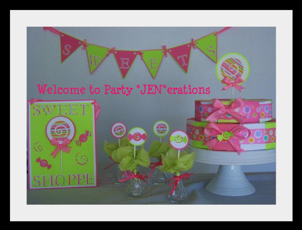 """Party """"JEN""""erations"""