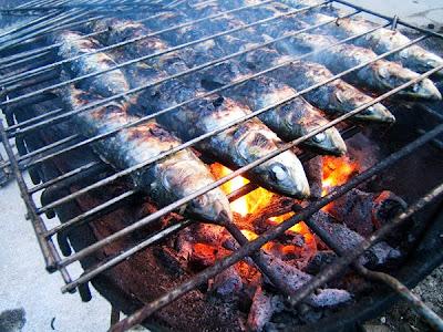 Festa de São João sardines