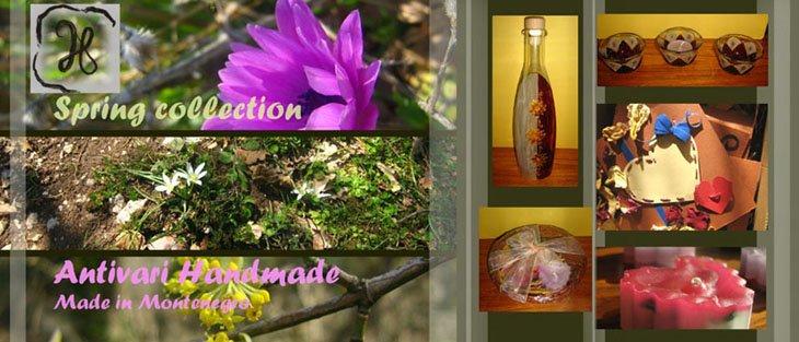 Predmeti i dekoracije od prirodnih materijala