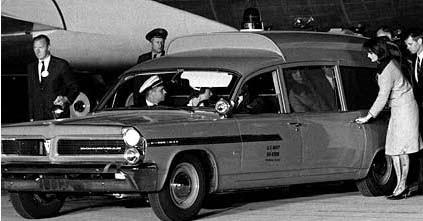 The 1963 Pontiac Bonneville Ambulance