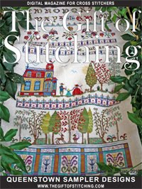The Gift of Stitching Magazine