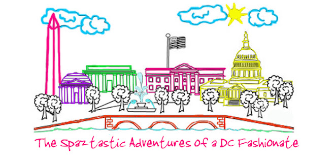Spaztastic Adventures of a DC Fashionate