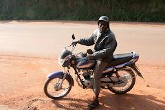 Boda Boda Driver