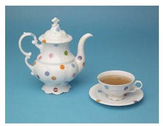 Tea with Frauke