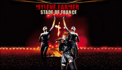 Mylene Farmer  No5 on Tour