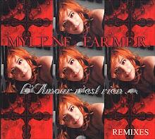 L 'Amour  N 'Est  Rien  Remixes
