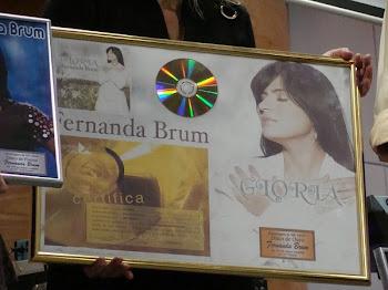 CD DE OURO - GLORIA