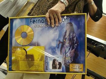 CD OURO SOM GOSPEL