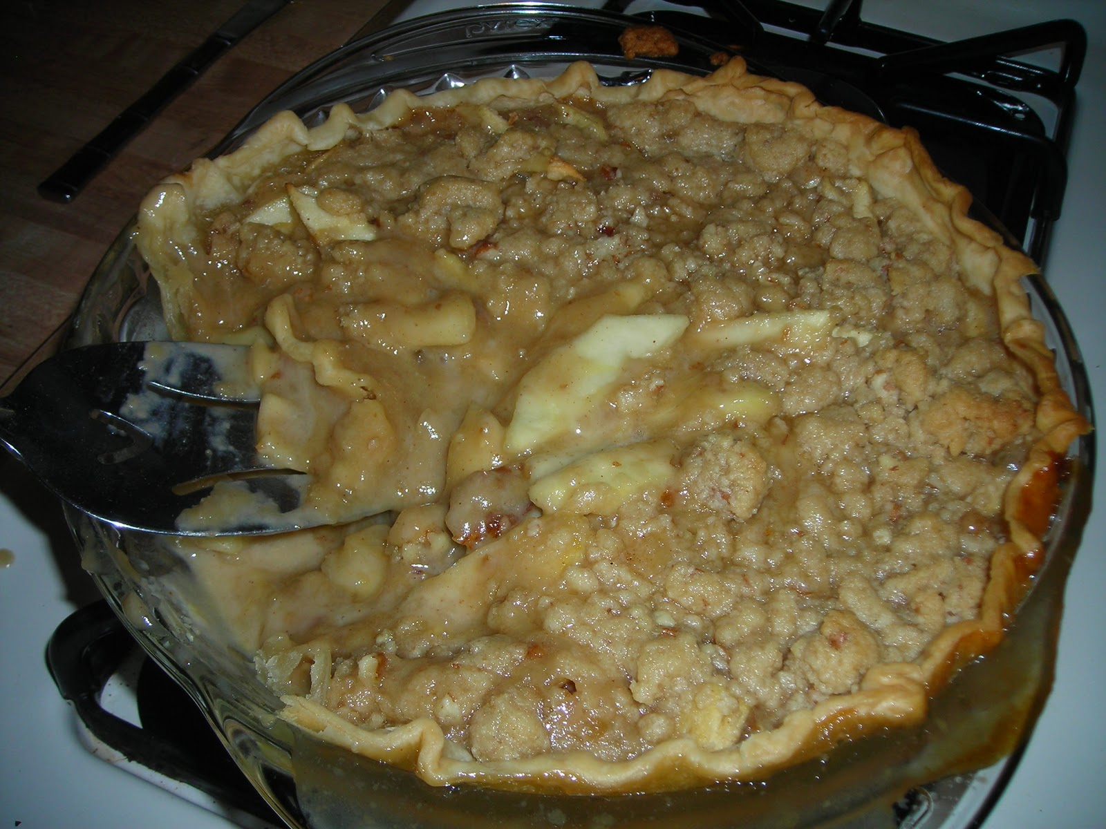 Jodie's Weekend Warm-Ups: Dreamy Apple Pie