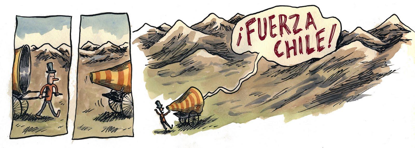 Fuerza Chile!