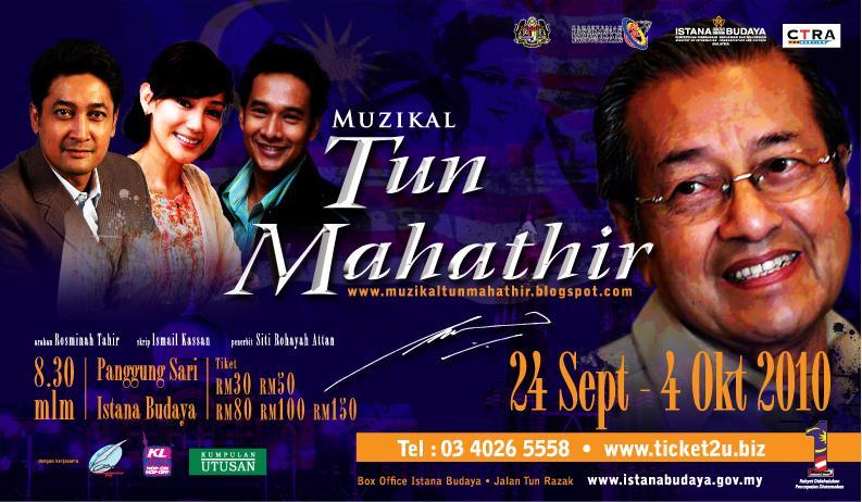Muzikal Tun Mahathir (English Portal)