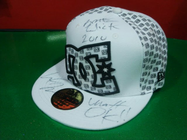Bone New Era   Autografado Pelo Rei Do Crunk LIL JON