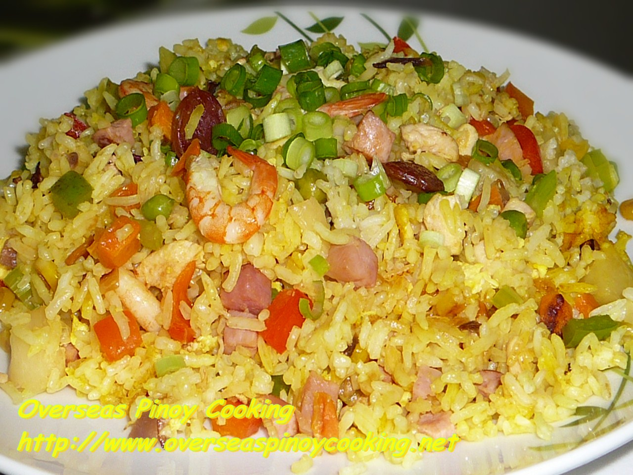 pineapple fried rice is a popular stir fried rice that uses pineapple ...