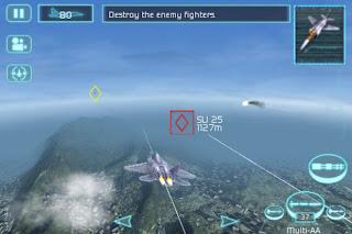 Hava Filosu Savaşta Oyunu