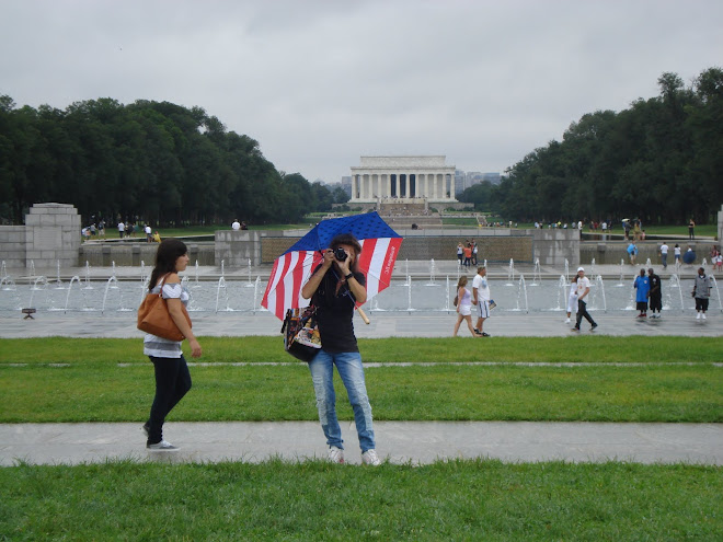 """FORREST!!!!"":  WASHINGTON, Distretto di Columbia, Stati Uniti: Reflecting Pool"