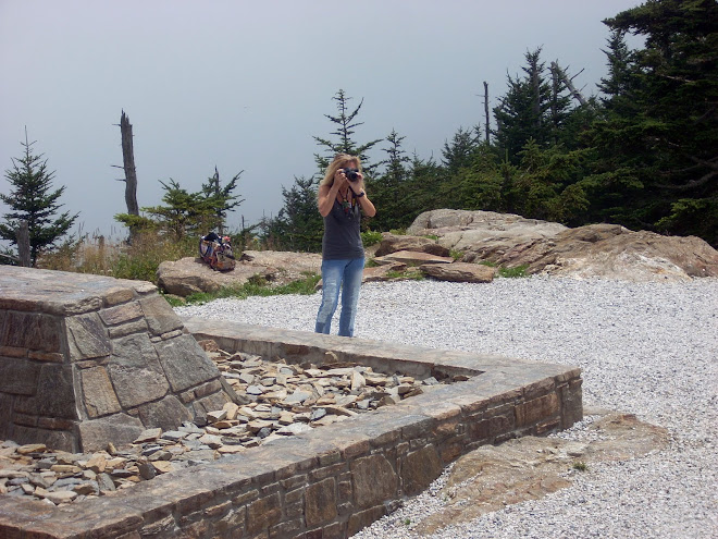 MOUNT MITCHELL, BLUE RIDGE PARKWAY, NORTH CAROLINA