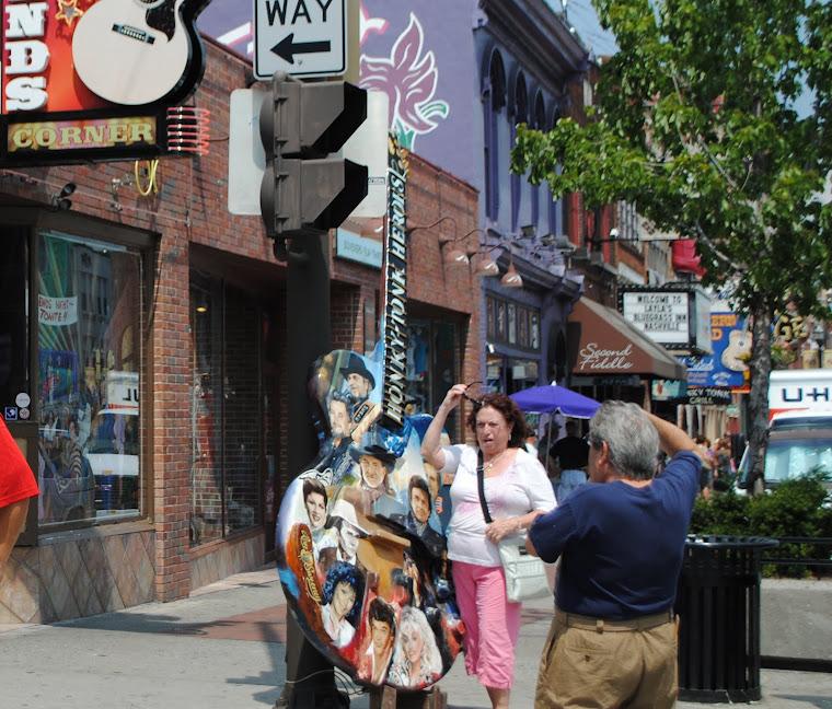 a memphis, beale street