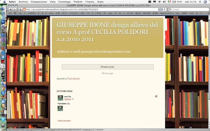 GIUSEPPE IDONE A