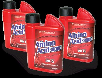 Nutri World: Poli Amino Acid 38000 - Integralmédica
