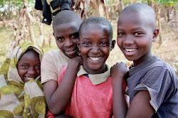 Rwandan smiles!