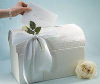 Wedding gift - Monetary gift