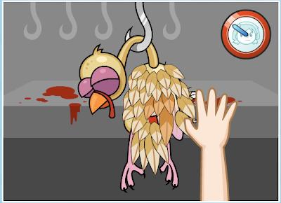 العاب ذبح الدجاج