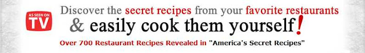 Over 700 Restaurant Recipes Revealed