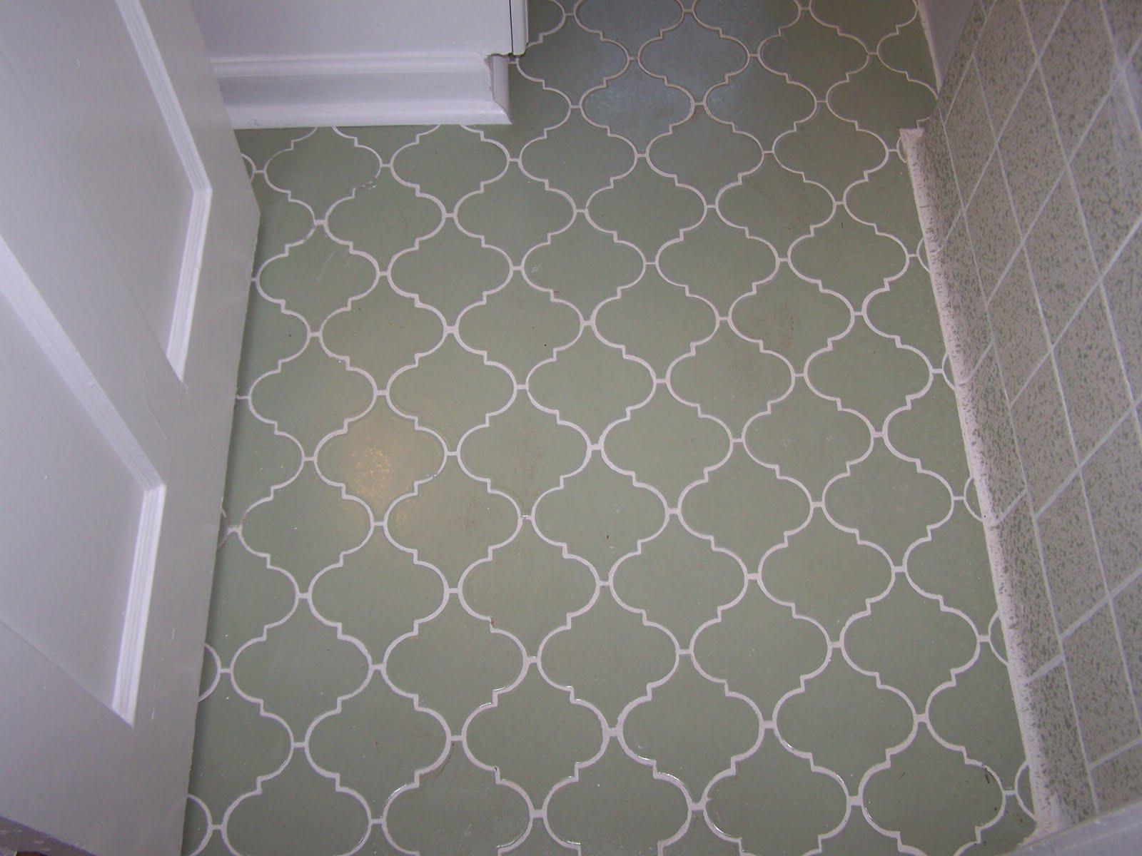 Bathroom Floor Tiles Where To Start : The starter house