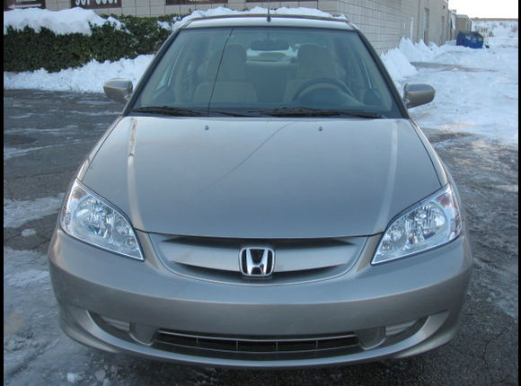 2005 HONDA CIVIC HYBRID SEDAN 46K MILES $9999