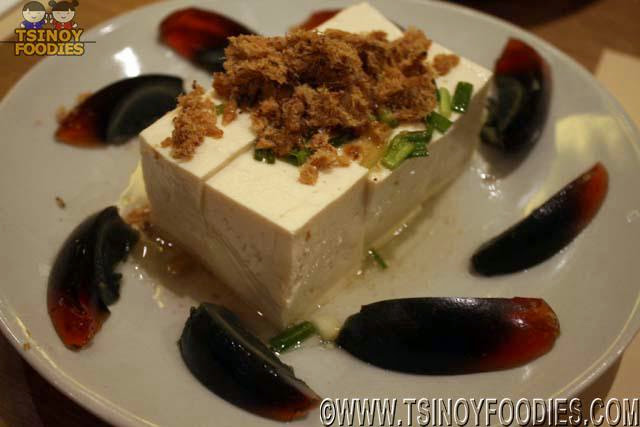 beancurd preserved pork floss