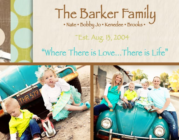 The Barker Family