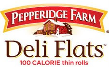 low calorie flat bread rolls,Pepperidge Farm Deli Flats review