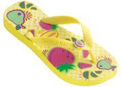 Kids fashion flip flops