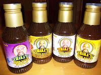 Chaka's Mmm Sauce Giveaway, BBQ sauces