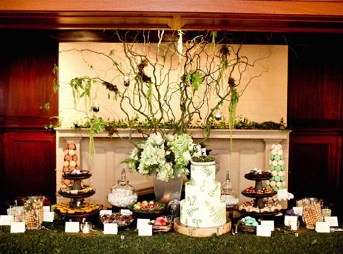 La la linh thursday treats wedding dessert bars - La table a dessert ...