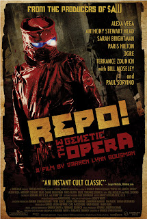 Repo! The Genetic Opera dirigida por Darren Lynn Bousman