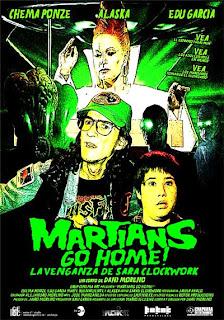 Martians go Home dirigida por Dani Moreno