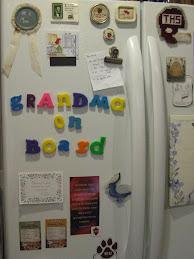 Refrigerator Notes . . .