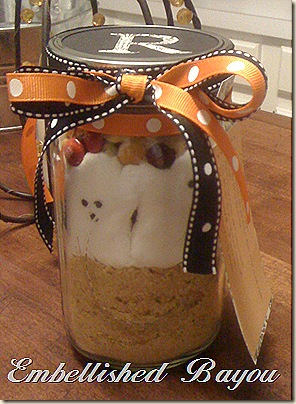 Tasty Tuesday {Candy Corn Cupcakes & Smores in a Jar}