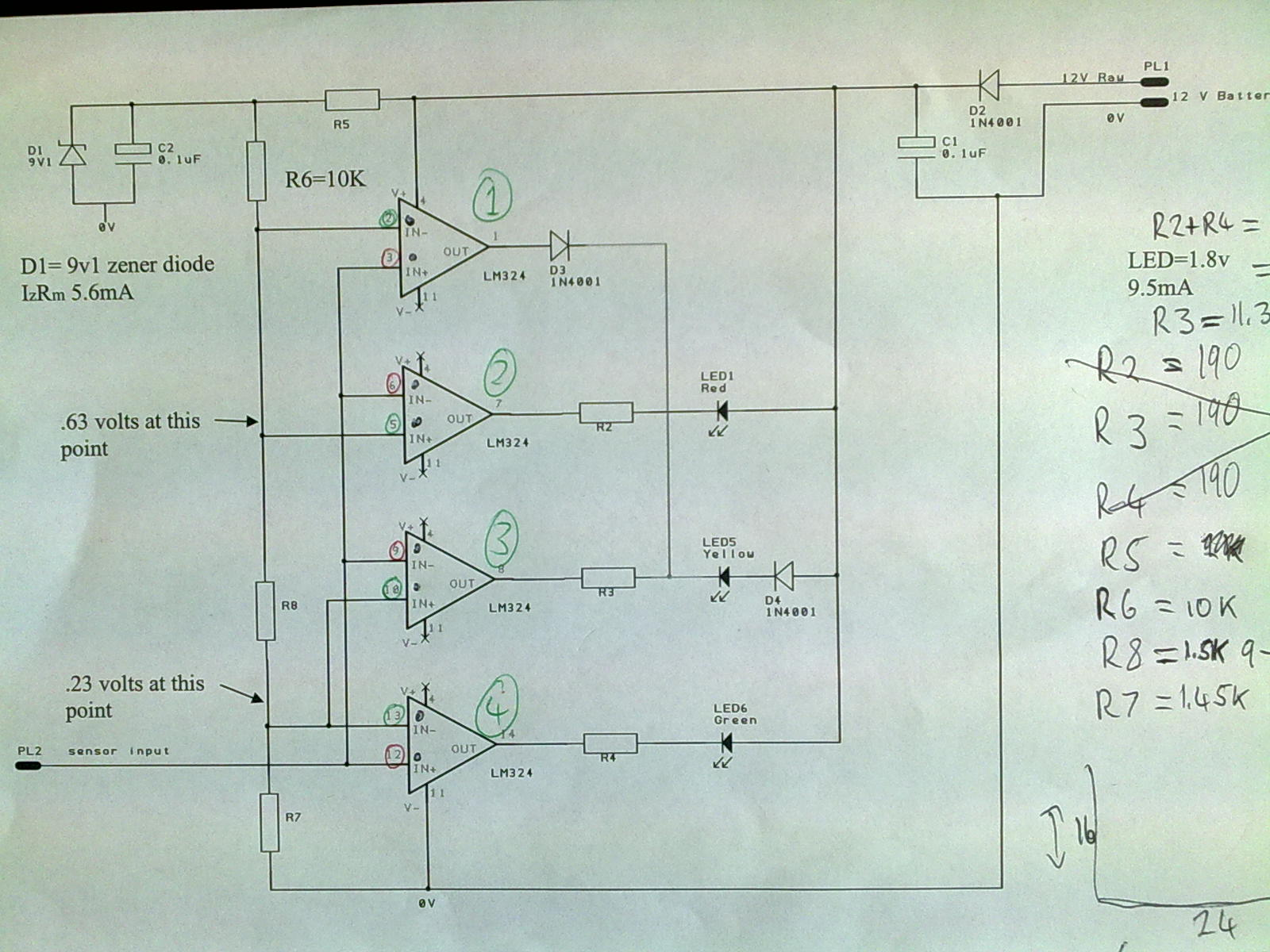 AUTOTRONICS...: Oxygen Sensor Tester Circuit Board Write-Up