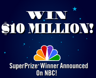 Clearing House awarded the $1 Million SuperPrize to the winner