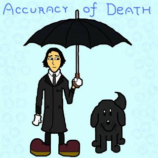 死神の精度より、千葉と黒い犬