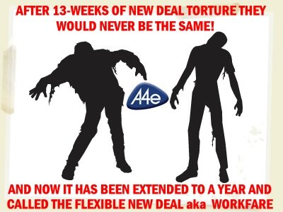 A4e  New Deal 'Zombies' Shocker
