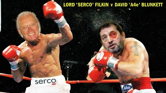Boxing News: A4e v Serco
