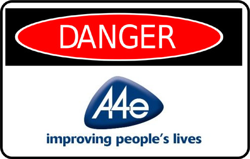 DANGER:  A4e Propaganda
