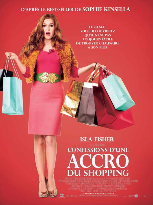 Confessions d'une accro du shopping film streaming