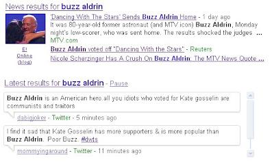 Buzz Aldrin Twitter